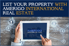 List Property with Amerigo International Real Estate